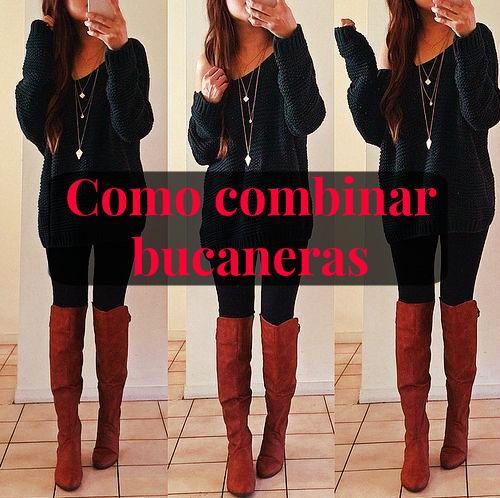e42777e55 My Heiress | Blog de moda y lifestyle: Cómo combinar botas bucaneras ...