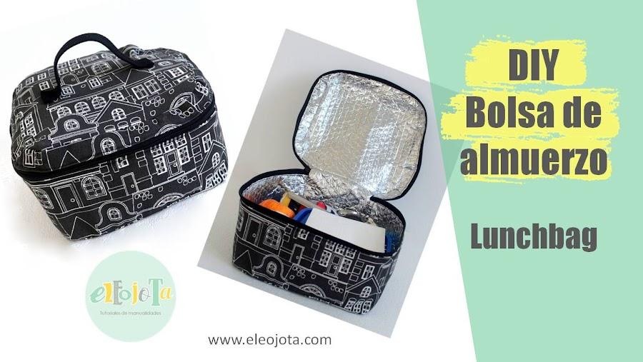 tutorial lunchbag