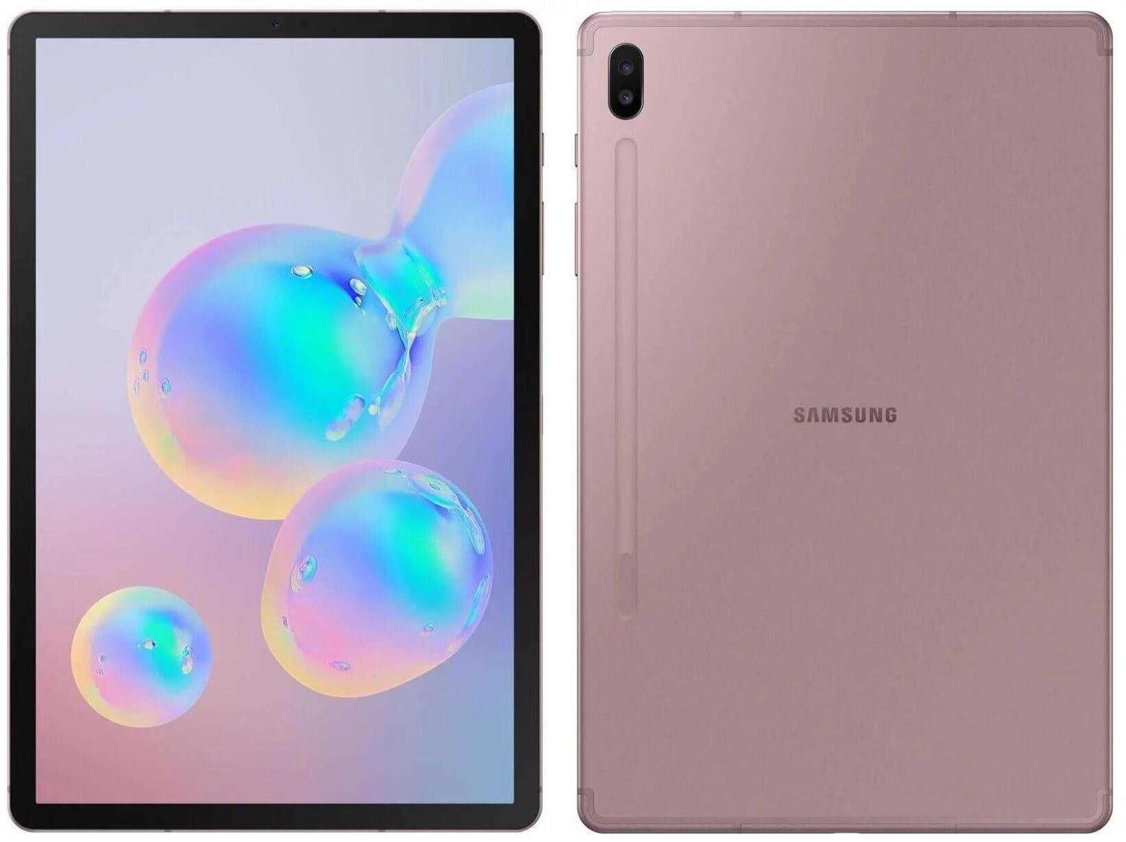 مواصفات وسعر Galaxy Tab S6