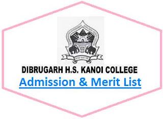 DHSK College Merit List