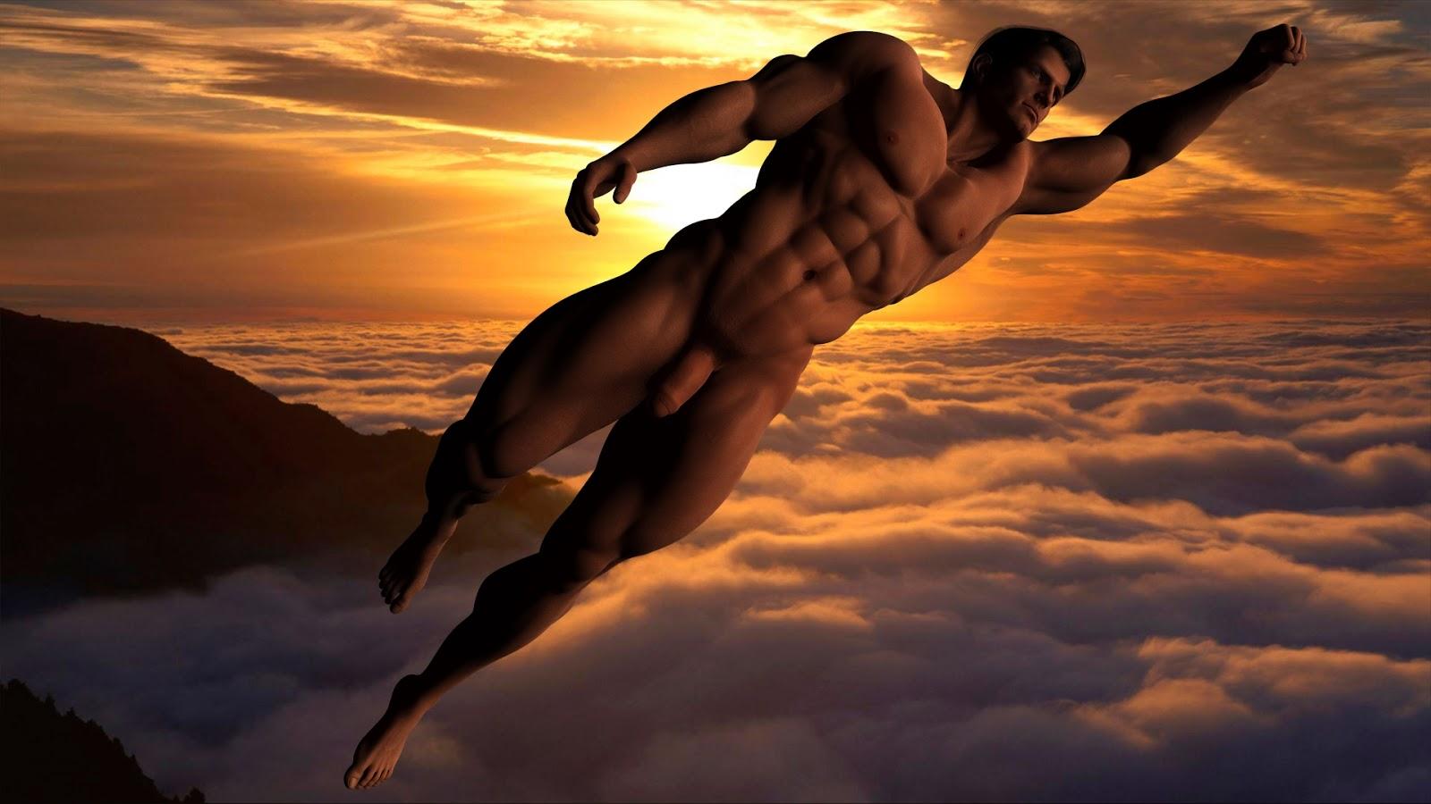 Naked Heros 70
