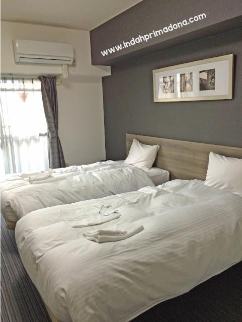 hotel di osaka, hotel di jepang, hotel murah, hotel dengan fasilitas lengkap, hotel strategis, indahprimadona.com