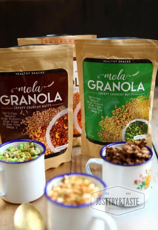 5 Cara Lezat Menikmati Granola