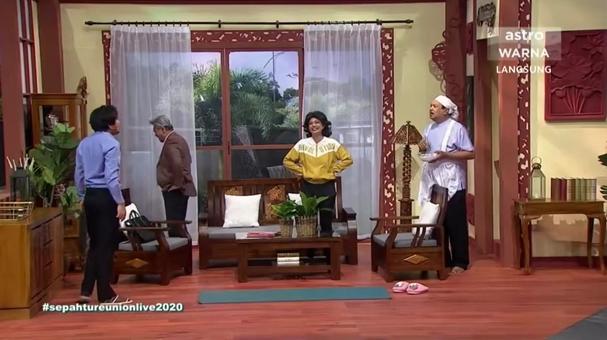 SEPAHTU REUNION LIVE 2020 MINGGU 7 ( PELUANG KEDUA )