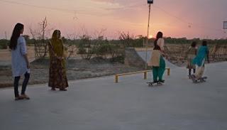 Download Skater Girl (2021) In Hindi Dual Audio Full Movie 480p 400MB HDRip    Moviesbaba 1