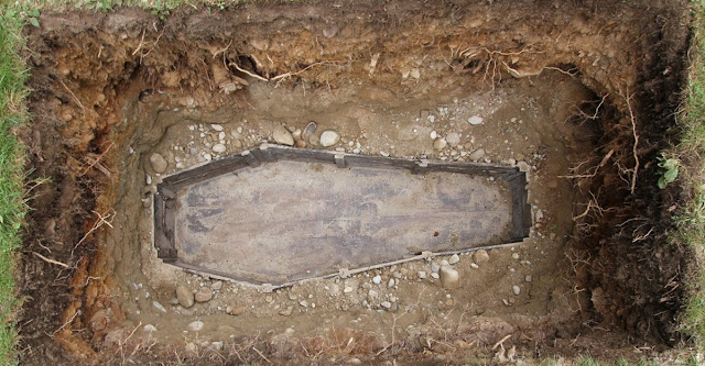 The Truth Behind Why Dead People Are Buried Six Feet Below The Ground!