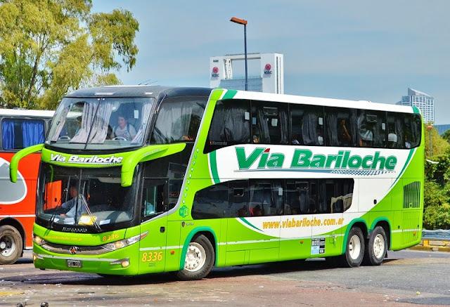 Como ir de Buenos Aires a Bariloche de ônibus