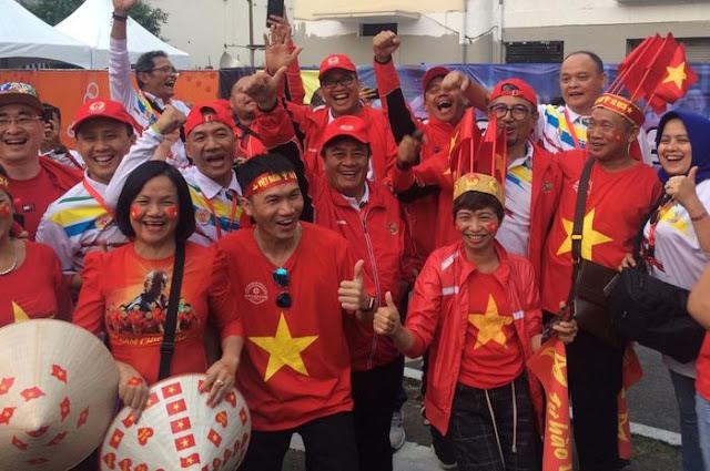 Sepakbola Vietnam Kembali Bergulir