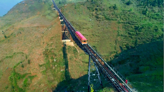 From March 31, 2018, Sapa has the most modern mountain railway in Vietnam 4