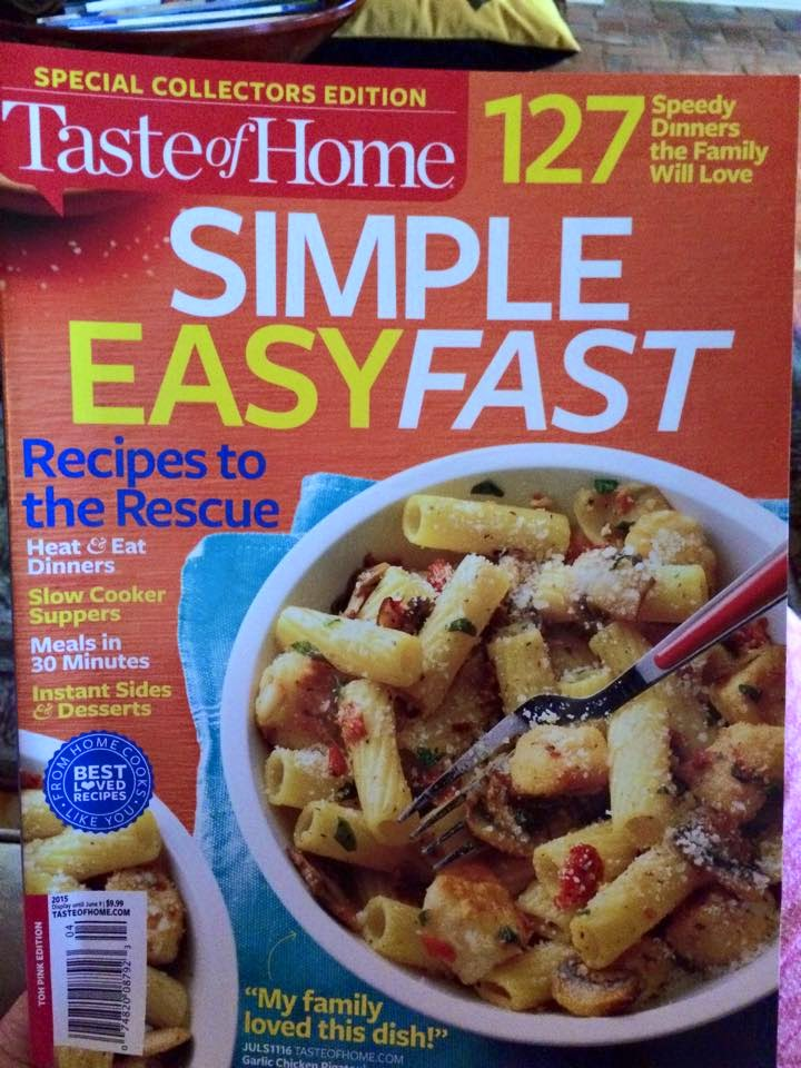 Taste of Home_Simple Easy Fast 2015