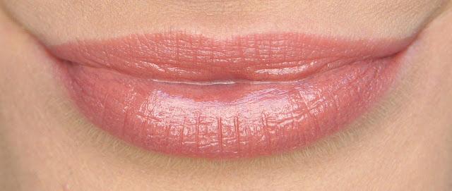 estee lauder pure colour crystal lipstick crystal nude swatch
