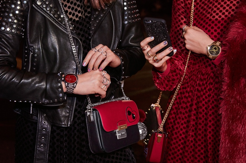 Michael Kors The Walk Holiday 2016 Campaign
