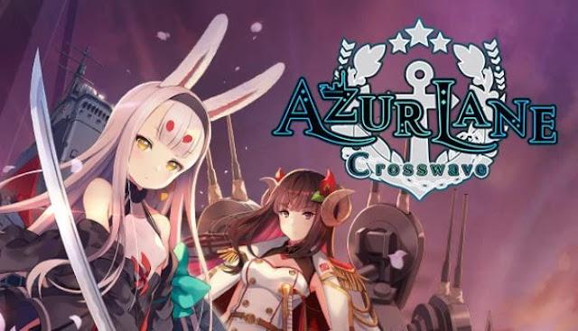 Azur Lane Crosswave Visual Novel Free Download
