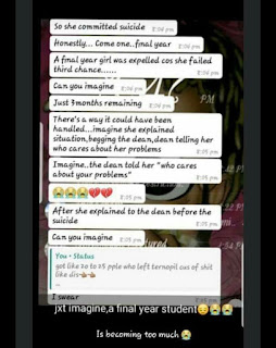 Nigerian Student Commits Su!cide After School's Frustration In Ukraine (Photo)