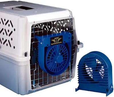 Jaula para Perros con Ventilacion