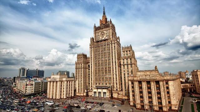 Rusia echa a más de 50 diplomáticos occidentales por caso Skripal