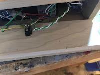 Installing power socket