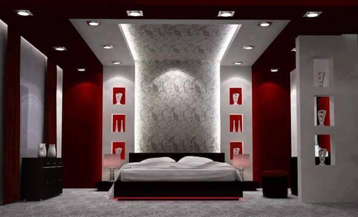 Dwell Of Decor 25 Latest Wall And Ceiling Gypsum Board
