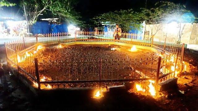Api Tak Kunjung Padam Madura