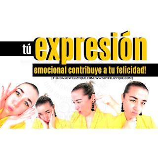 Expresión para tu felicidad