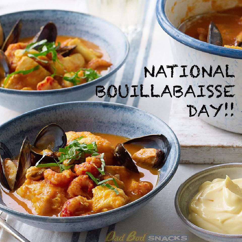 National Bouillabaisse Day Wishes for Whatsapp