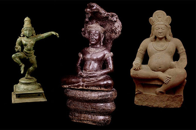 Art ring charged with smuggling $143 million in antiquities