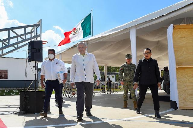 Guardia Nacional, institución del pueblo y para el pueblo: presidente