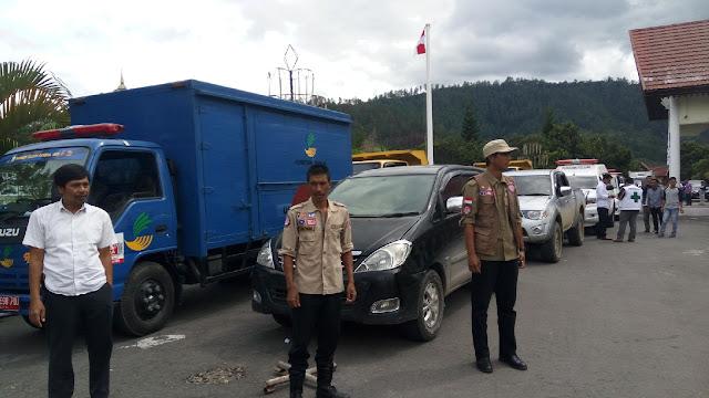 Aceh Tengah Bantu Korban Gempa Pidie Jaya