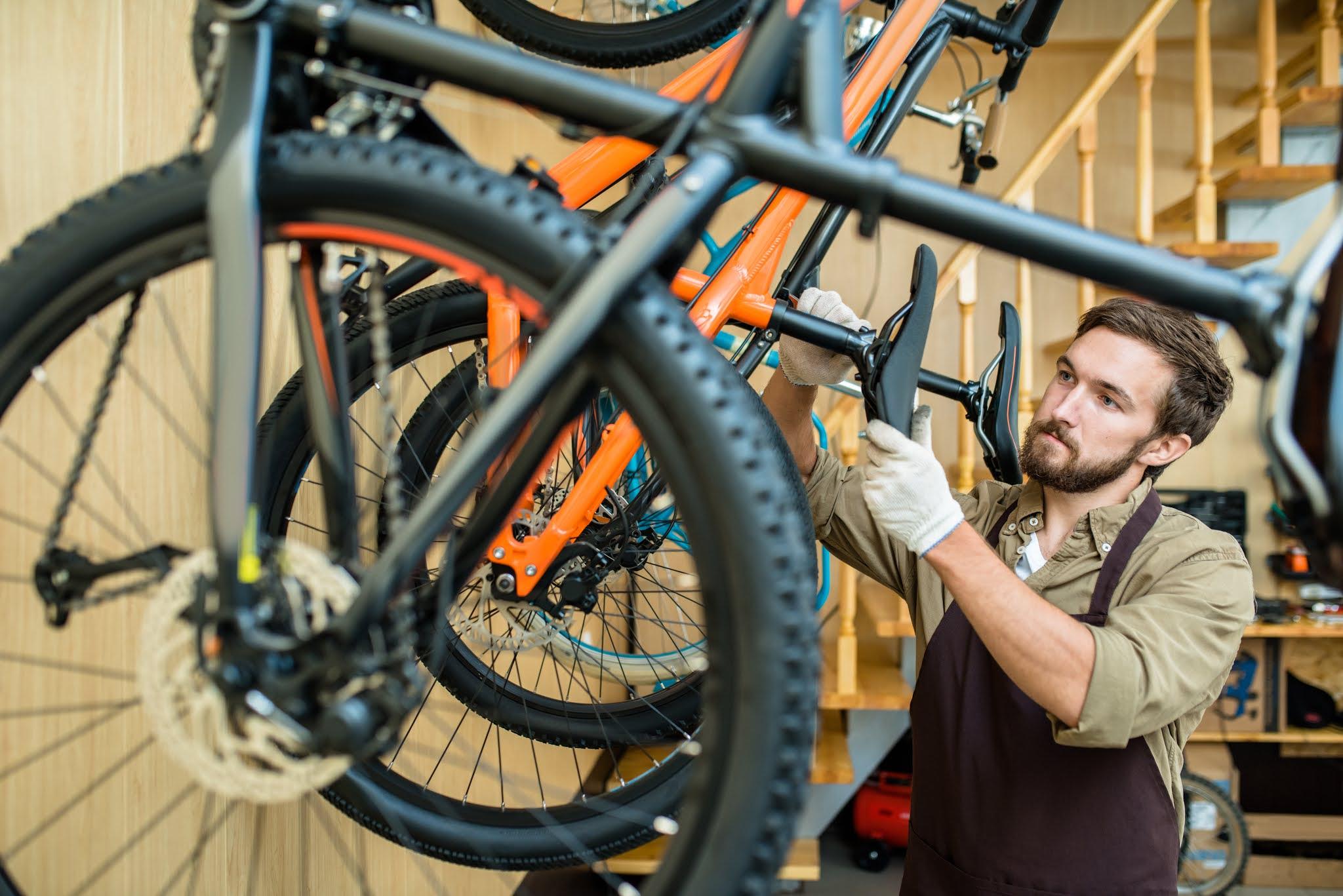 bike basic maintenance