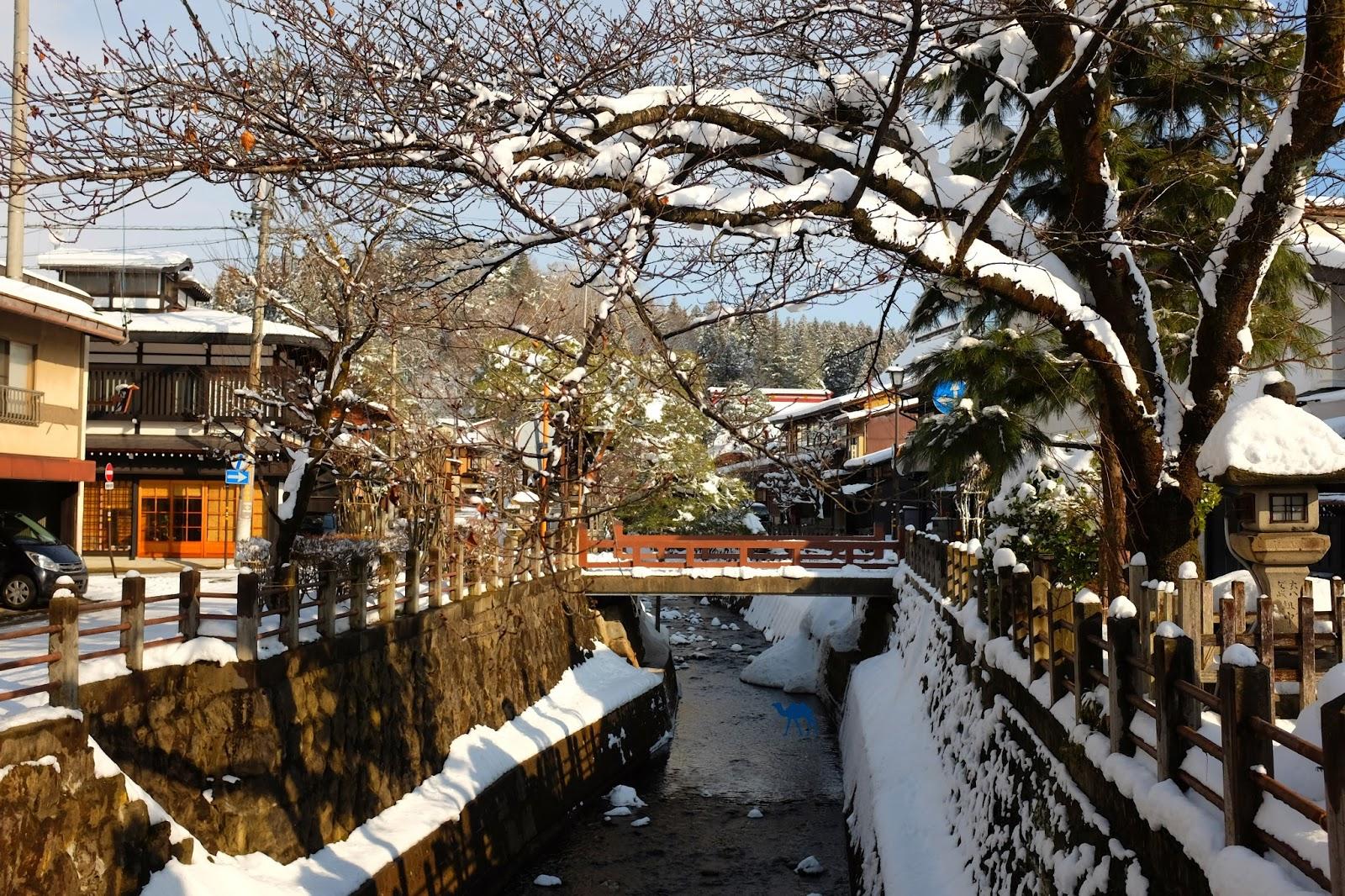 Pont Takayama - Le Chameau Bleu