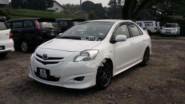 Toyota Yaris Trd Turbo Kit All New Camry 2018 Malaysia Motoring Spotted For Sale 2010 Vios 1 5 M No Joke