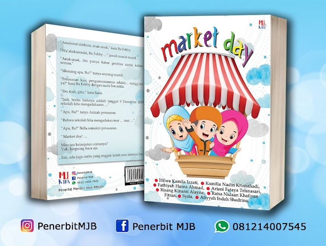Review Buku Market Day