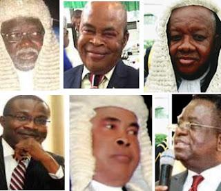 corrupt nigerian judges