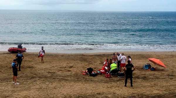 Tres hombres fallecidos en Las Palmas de Gran Canaria, el miércoles 7 de agosto
