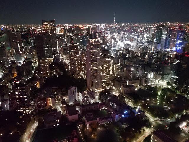 Tokyo Tower - Skytree View © byuu