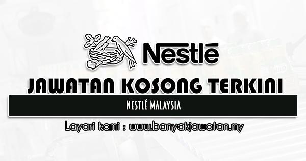 Jawatan Kosong 2021 di Nestlé Malaysia