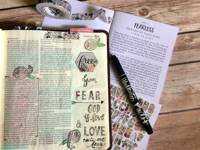 "See the new Illustrated Faith devotional kit, ""I Am"", by Melissa Garcia and learn how understanding our identity in Christ is the key to fulfilling our dreams."