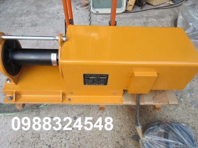 Tời cáp điện Maxpull GME-1300-NP 1300kg