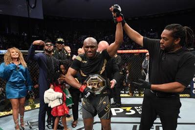 Kamaru Usman earns $1.5m from Masvidal win