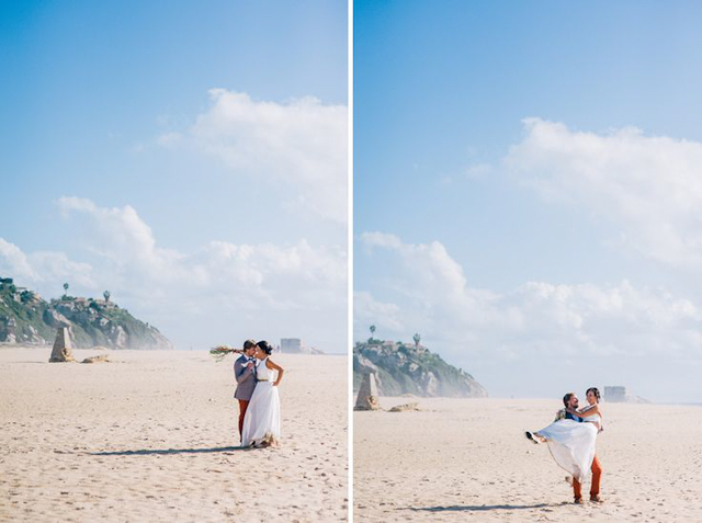 boda playa cadiz novia beach wedding spain cadiz blog bodas