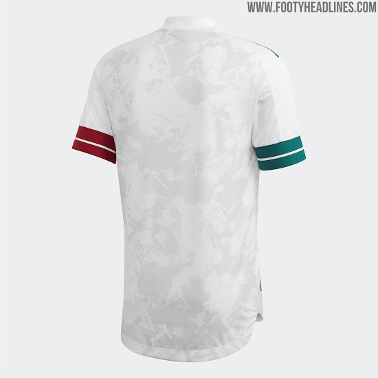 Mexico 2020 Away Kit 3