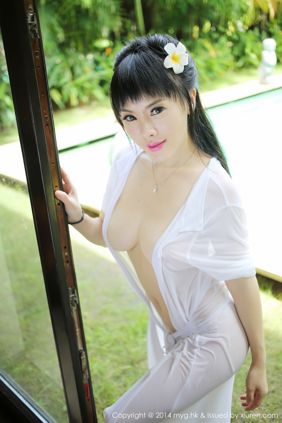 0028 - Sexy Nude Model MYGIRL VOL.49