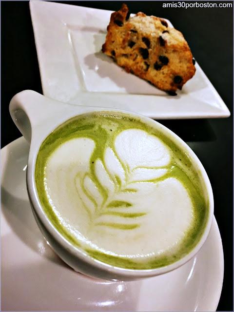 Cafeterías de Boston: Diesel Cafe