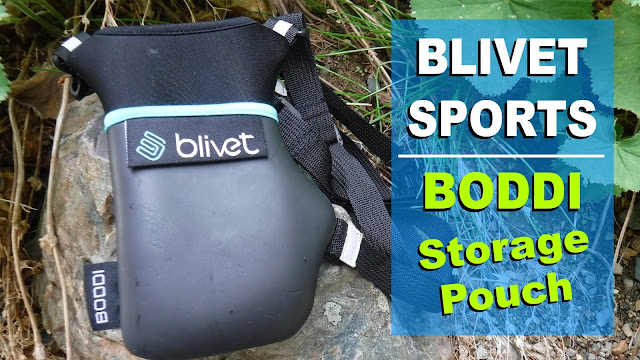 Blivet Sports BODDI Bike Storage Camera Storage Newfoundland Fat Bike Fatbike Fatbike Republic
