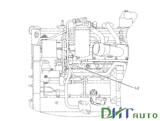 caterpillar 3126b industrial engine parts manual