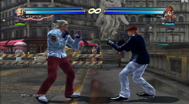 FightVG: TTT2: Hwoarang and Forest Law combo suggestions by
