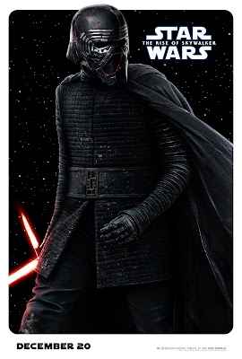 Star Wars The Rise of Skywalker Kylo Ren poster