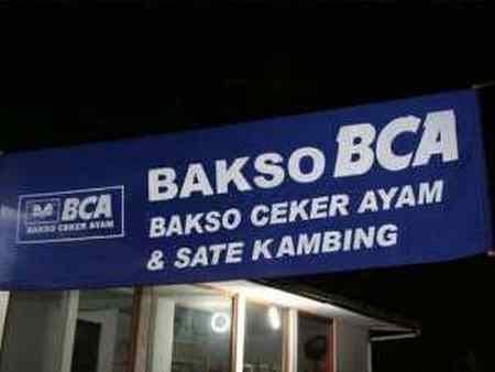 Bakso BCA
