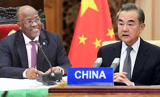 LIVE: Rais Magufuli uso kwa uso na Waziri China