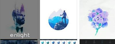 Merupakan aplikasi dengan desain grafis yang memungkinkan penggunanya untuk mengedit beberapa foto di dalamnya, aplikasi ini berperan sebagai pencipta